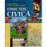 Manual educatie Civica Clasa 4 2011 - Liliana Catruna, Gheorghe Mandizu Catruna, editura Didactica Si Pedagogica