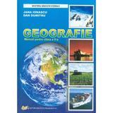 Geografie - Clasa 5 - Manual - Jana Ionascu, Dan Dumitru, editura Didactica Si Pedagogica