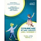 Comunicare in limba engleza cls a II-a partea I limba moderna I + Cd - Bianca Popa, Marina Franculescu, editura Grupul Editorial Art