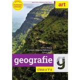 Geografie - Clasa 5 - Manual + CD - Silviu Negut, Carmen Camelia Radulescu, editura Grupul Editorial Art
