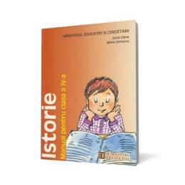 Manual istorie clasa 4 - Sorin Oane, Maria Ochescu, editura Humanitas