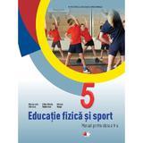 Educatie Fizica Si Sport Cls 5 - Monica Iulia Stanescu, editura Litera
