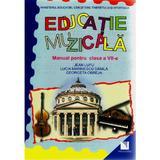 Educatie muzicala - Clasa 7 - Manual - Jean Lupu, Lucia Marinescu Danila, editura Niculescu