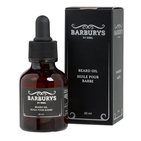 Ulei de barba profesional-Barburys 30 ml esteto.ro