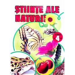 Stiinte ale naturii - Caiet cls 4 - Marinela Chiriac, Magdalena Balan, Valentina Dinca, editura Tiparg