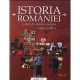 Istoria Romaniei cls 4 Caiet - Livia Marin, Georgeta Kalamar, editura Trend