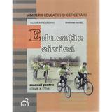 Manual educatie civica clasa 4 - Victoria Padureanu, Mariana Norel, editura Vox