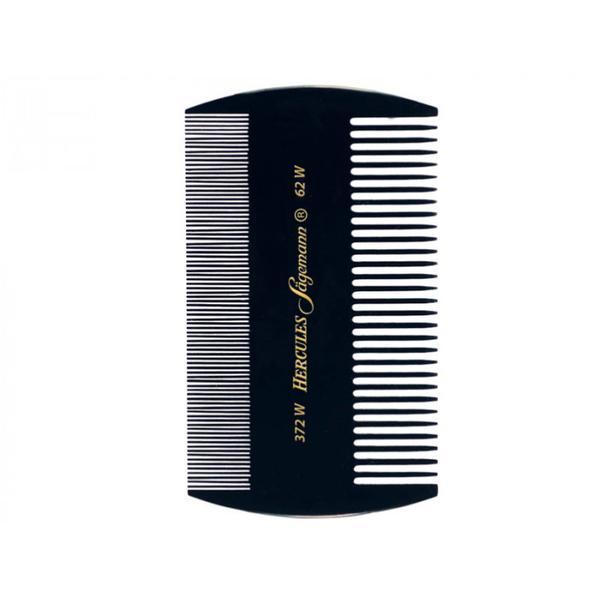 Pieptene profesional handmade Hercules Sagemann pentru barba/mustata 8037234