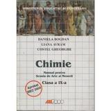 Manual chimie clasa 9 - Daniela Bogdan, Liana Avram, Costel Gheorghe - Arte Si Meserii, editura All
