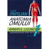 Anatomia omului 1 ed. 12 aparatul locomotor - Victor Papilian, editura All