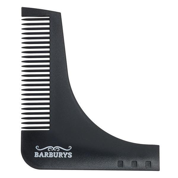 Pieptene-barberang special profesional pentru modelarea barbii Barburys esteto.ro