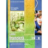 Limba Franceza Cls 9-10 Sam - Viorica Aura Paus, Rodica Mladinescu, Dan Ion Nasta, editura Didactica Si Pedagogica