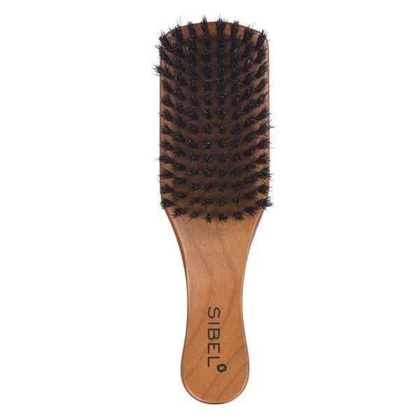 Perie de par Sibel Classic, din lemn cu peri 100% naturali de mistret esteto.ro