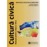 Cultura civica - Clasa 8 - Manual - Dakmara Georgescu, Doina-Olga Stefanescu, editura Humanitas