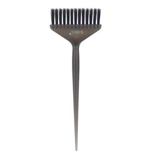 Perie profesionala pentru aplicat vopsea Sibel - 70 mm, neagra esteto.ro
