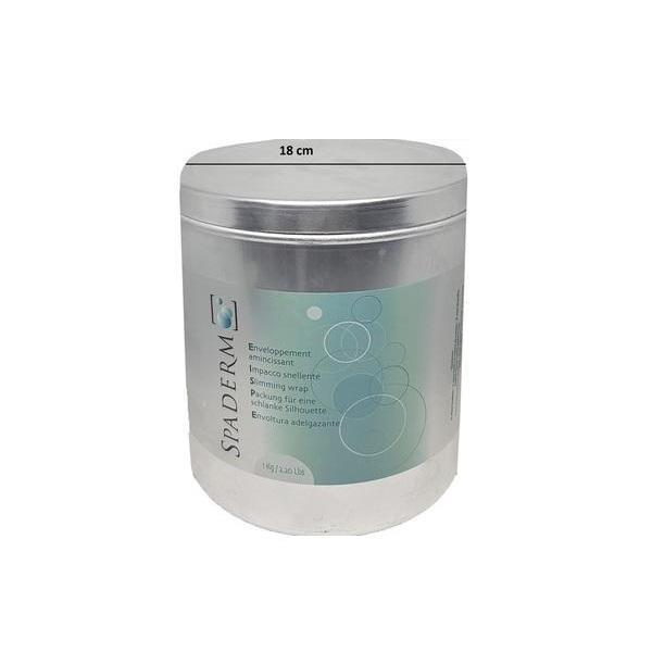 Recipient cilindric SPA aluminiu capacitate 1000 ml esteto.ro