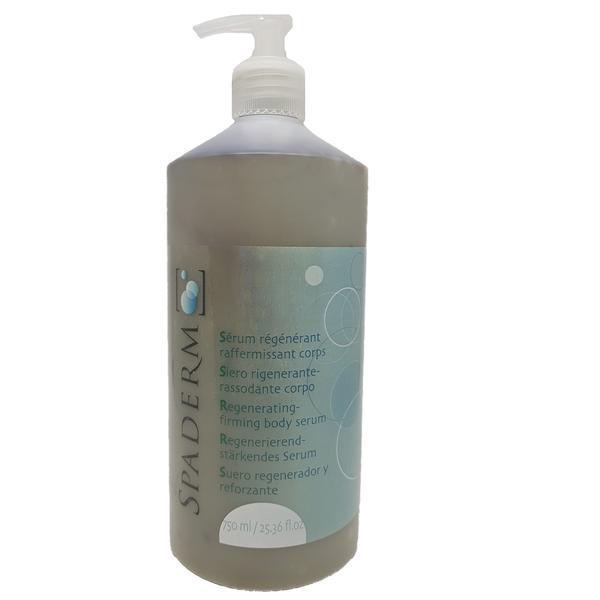 Ser regenerant si pentru fermitatea corpului cu alge marine Spaderm 750 ml