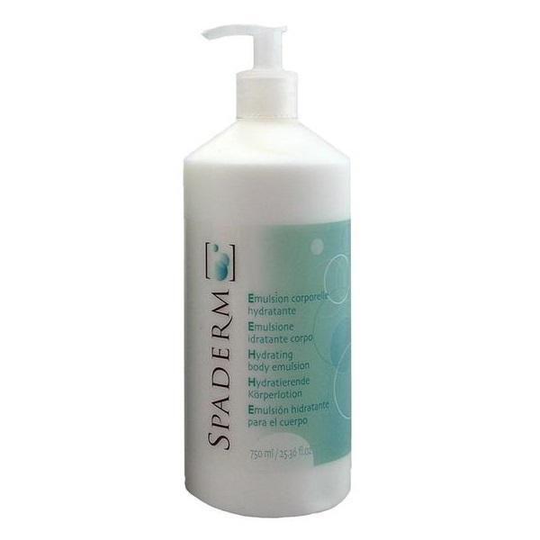 Emulsie hidratanta profesionala cu alge marine Spaderm 750 ml