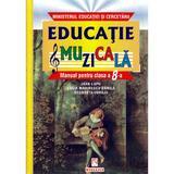 Educatie muzicala - Clasa 8 - Manual - Jean Lupu, Lucia Marinescu Danila, editura Niculescu