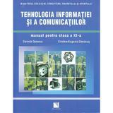 Tehnologia informatiei si a comunicatiilor clasa 9 - Daniela Oprescu, Cristina-Eugenia Damacus, editura Niculescu