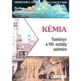 Chimie - Clasa 8 - Manual. Lb. maghiara - Rodica Constantinescu, Marilena Rapa, editura Sigma