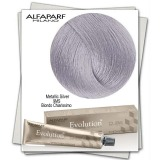 Vopsea Permanenta - Alfaparf Milano Evolution of the Color Metallic Silver nuanta 9MS Biondo Chiarissimo