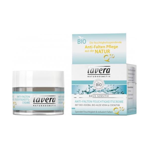 Crema Hidratanta Antirid Bio, Lavera Basis Sensitive 50ml