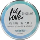 Deodorant Natural Crema Forever Fresh We Love the Planet, 48 g