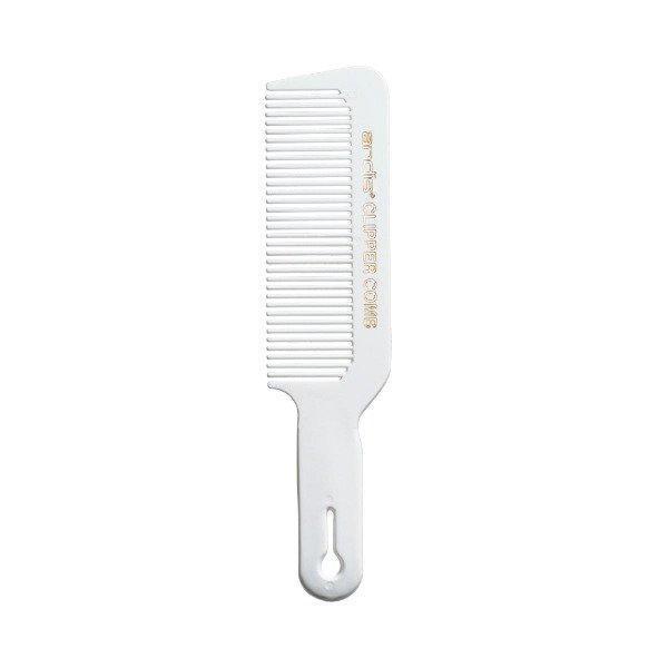 Pieptene clipper over comb - Alb - Andis esteto.ro