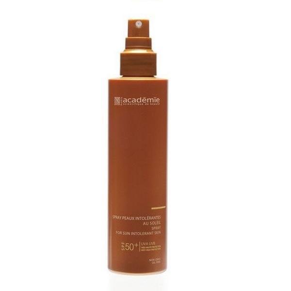 Spray de Corp Academie pentru Sensibilitate La Soare SPF50 150ml