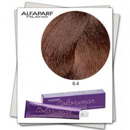 Vopsea Fara Amoniac - Alfaparf Milano Color Wear nuanta 6.4 Biondo Scuro Rame