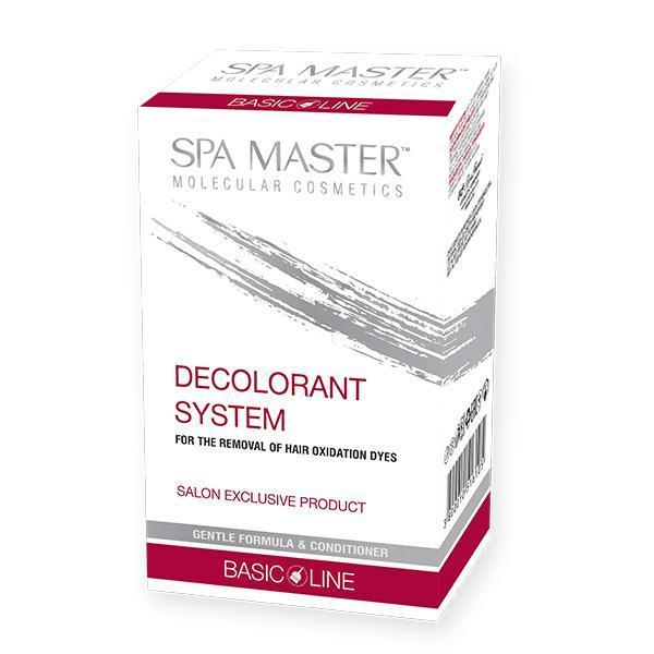 Decolorant system - Produs pentru indepartarea completa a vopselei de par Spa Master SM154, 240ml esteto.ro