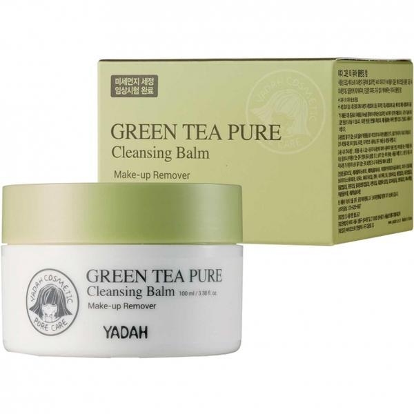 Balsam Demachiant pentru Ten cu Ceai Verde Yadah, 100 ml