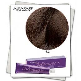 Vopsea Fara Amoniac - Alfaparf Milano Color Wear nuanta 6.3 Biondo Scuro Dorato