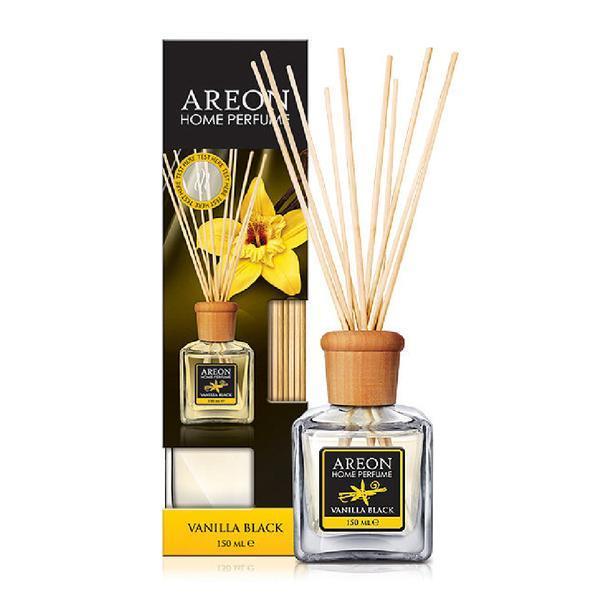 Parfum de camera cu betisoare Areon Home Perfume Vanilla Black 150ml esteto.ro