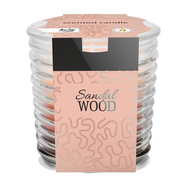 Lumanare parfumata, aroma de Sandalwood esteto.ro