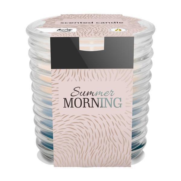 Lumanare parfumata, aroma de Summer Morning esteto.ro