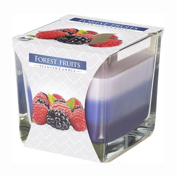 Lumanare parfumata, cu aroma de fructe de padure - OEM esteto.ro