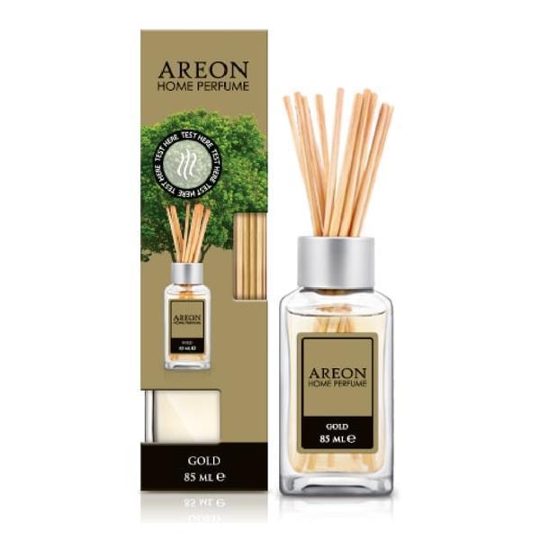 Parfum de camera cu betisoare Areon Home Perfume Gold 85ml esteto.ro