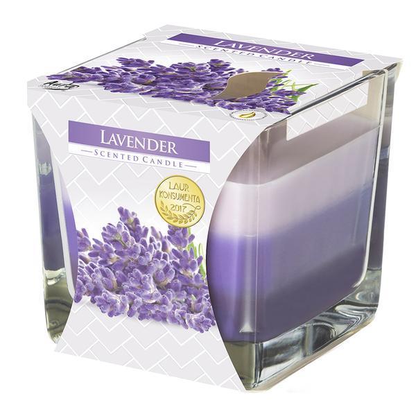 Lumanare parfumata, cu aroma de lavanda - OEM esteto.ro
