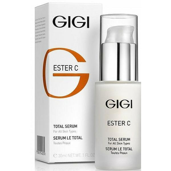 Ser hidratant GIGI Cosmetics Ester C Total Serum 120 ml