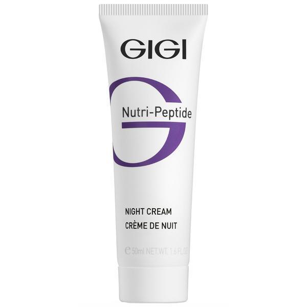 Crema pentru noapte GIGI Cosmetics Nutri-Peptide 50 ml