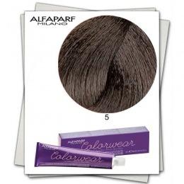 Vopsea Fara Amoniac - Alfaparf Milano Color Wear nuanta 5 Castano Chiaro