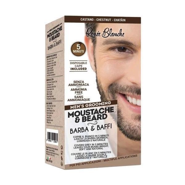 Vopsea de barba Renée Blanche, Saten, 20ml esteto.ro