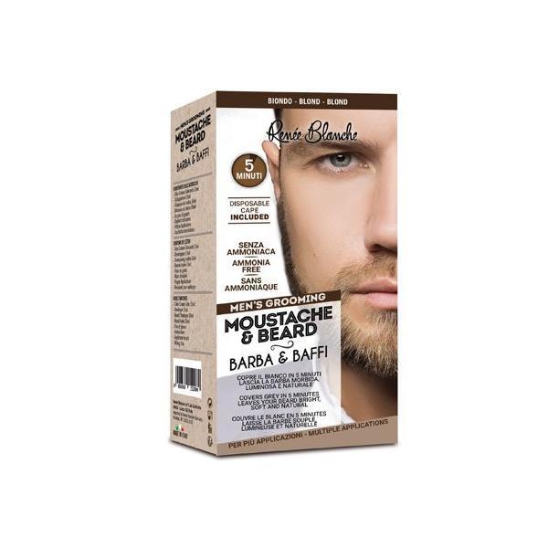 Vopsea de barba Renée Blanche, Blond, 20ml