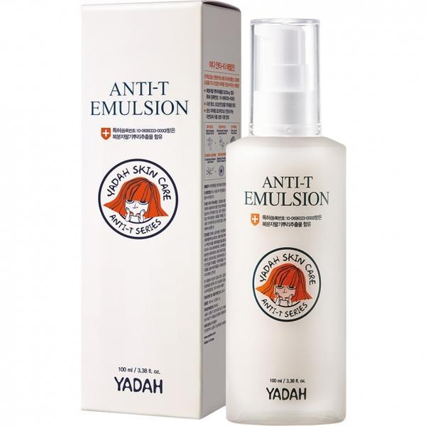 Emulsie pentru Tenul Acneic si Sensibil Anti Trouble Yadah, 100 ml