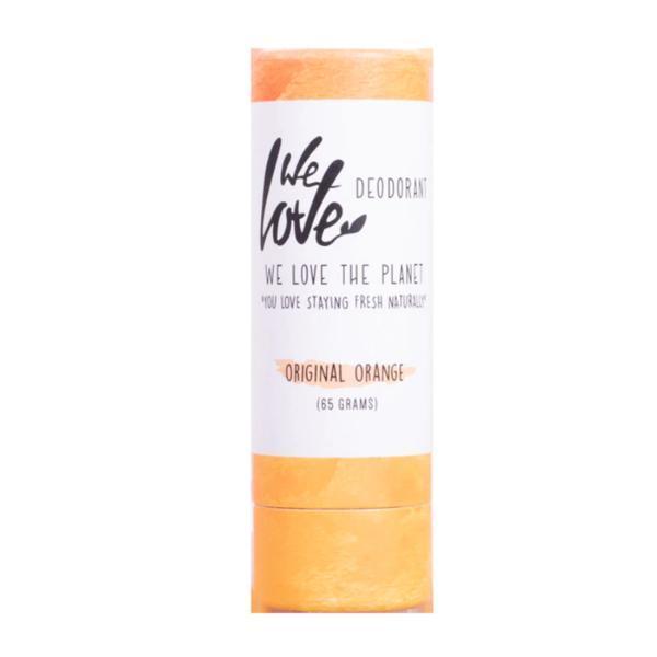 Deodorant natural stick Original OrangeWe love the planet 65g