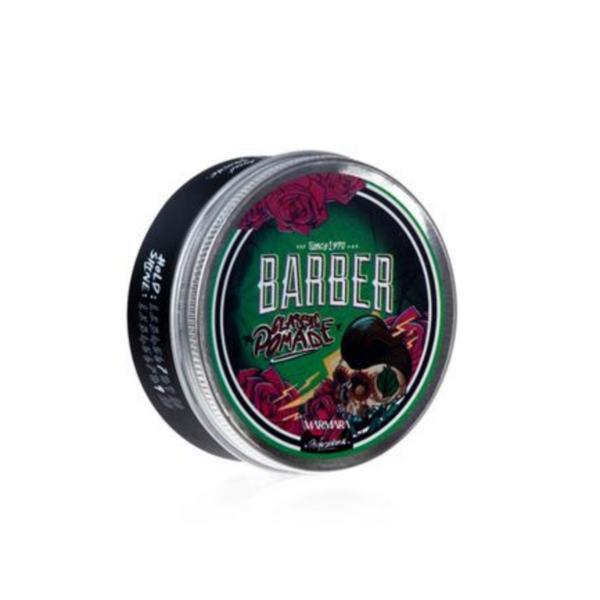 Ceara pentru par Clasic Pomade Marmara Barber, 100 ml
