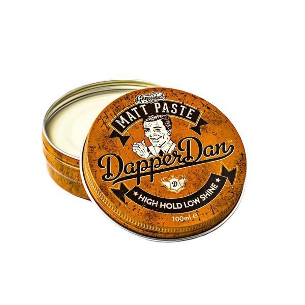 Ceara de par Matte Paste Dapper Dan, 100 ml