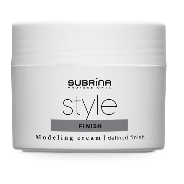 Crema Modelatoare pentru Par - Subrina Style Finish Modeling Cream, 100 ml esteto.ro